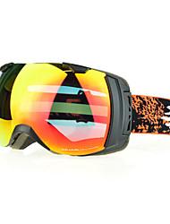 Scratch Resistant TPU Fashion Ski Goggles