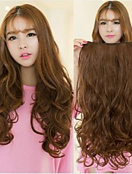 Hot Blast With Wave Clip Hair 22Inch 1Pc/Lot