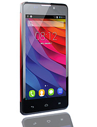"L960 4.5 "" Android 4.4 Smartphone 3G (Dual SIM Single Core / 1 Cœur 2 MP 256MB + 4 GB Noir / Rouge / Blanc / Bleu)"