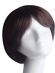 Capless Short  Stylish Women Natural Healthy Hair Straight  Girl  Bobo Wigs
