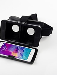BeBonCool Cardboard Head Mount Plastic Version Virtual Reality 3D Video Glasses for Glalaxy  Note 4