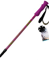GIANDA ® Professional Ultra Light Antishock System Aluminum Alloy Hiking Poles Telescopic 61~135cm G77
