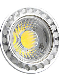 5W GU5.3(MR16) LED Spotlight MR16 COB 400-450 lm Cool White AC 12 V