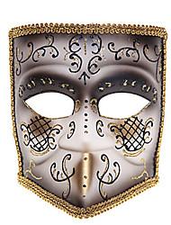 halloween mascherina del partito ps veneziana bauta maschera dell'uomo