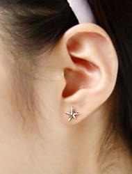Shangmei женские все соответствующие формы серьги старинные звезды