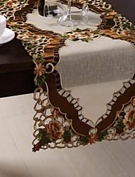 1 Polyester Rectangular Table Cloths