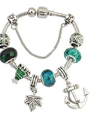 Women's Christmas in Europe and the new trend of the anchor bracelet
