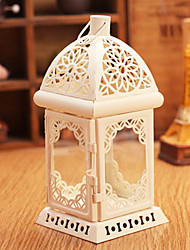 European Style Transparent Candle Holder