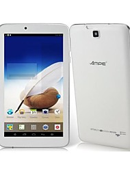 AMPE 7 pulgadas Android 4.4 Tableta (Quad Core 800*480 512MB + 8GB)