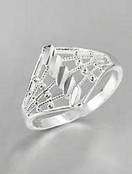 2016 Princess Noble 925 Sterling Silver Statement Party Ring For Women