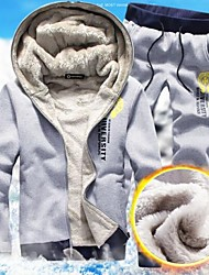 Men's Casual Hooded Tracksuit