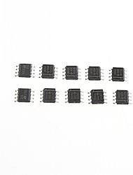 op07c sop-8 operacionais amplificador de circuitos integrados CI (10pcs)