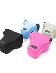 néoprène dengpin caméra étui souple de protection sac pochette pour Olympus OM-D E-M1 omd em1 (12-40 lentille) EM5 (12-50)