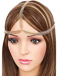 Shixin® Fashion Fish Skull Shape Alloy HairBands(1 Pc)
