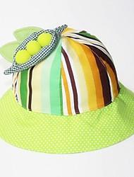 Современный милой картины гороха высокого качества шляпа для ребенка
