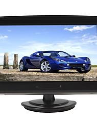 5 pulgadas de 480 x 272 hd retrovisor del coche de la pantalla TFT a color digital lcd monitor con diafragma frontal