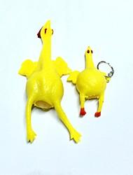 ovo galo, que desabafar brinquedos - vermelho + amarelo