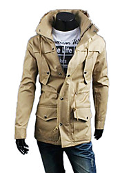 Men's Casual Fashion  Hoodie Jacket