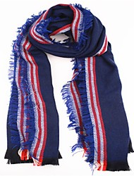 Women's Retro Stripe Cashmere Scarf(More Colors)