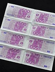 Euro 500 Napkins(1 Pack,10pcs per Pack,21*21cm)