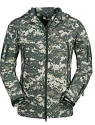 peu v 4,0 hommes de chasse en plein air de camping manteaux imperméables manteau de l'armée de Survêtement de veste du hoodie soft shell vestes