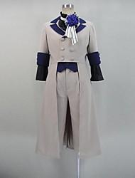 Black Butler ⅲ kuroshitsuji ciel phantomhive circo escuro traje cosplay