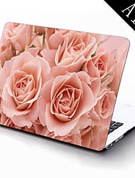 MacBook Case for Flower Plastic Material