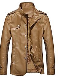 SPORTSTREET Men's Fashion Stand Collar Coat