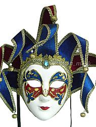 polpa handmade duque gothic máscara do carnaval