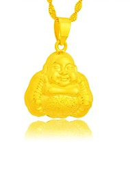 Obsses Elegant Gold Plating Pendant
