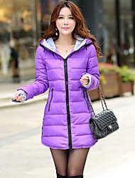 europeu forma elegante casaco barato de algodão das mulheres web
