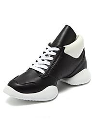 Zapatos de baile (Negro) - Dance Sneakers - No Personalizable - Tacón bajo