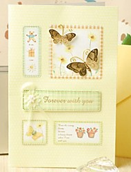 Butterfly Universal Thank You Card