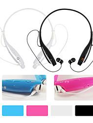 HBS-730 bluetooth auriculares control de volumen 4.0 codo con cancelación de ruido estéreo inalámbrico para el teléfono móvil