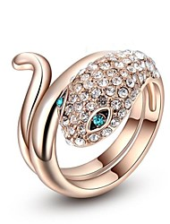 Ring Women's Rose Gold Rose Gold 6 / 7 / 8 Pink Gold