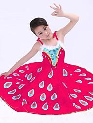 han édition gâteau robe de danse de voile de la jeune fille