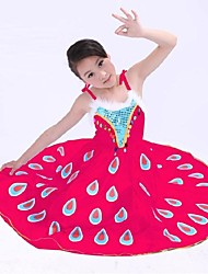 vestido de baile velo de han torta edición de chica