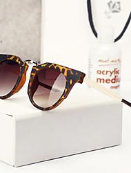 Anti-Reflective Wayfarer Plastic Retro Sunglasses