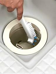brosse de nettoyage du réservoir, le plastique 26 × 9 × 2 cm (10,3 × 3,6 × 0,8 pouces)