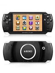 "JXD A1000 4.3""LCD Screen Game Console Player 4GB with Camera TV-OUT Function"