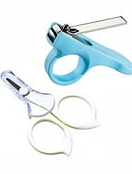 tesouras da segurança do bebê + clippers segurança unhas