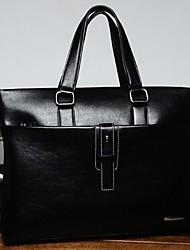 The new high-end men's business briefcase computer bag man bag casual fashion Mobile Messenger bag