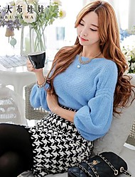 Pink Doll®Women's Fashion  Elegant Cotton Sweater
