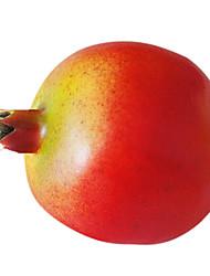 fruta de la granada decorativo, 2pcs / set