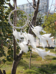 Turkey Feather Dream Catcher