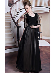 Sheath/Column Sweetheart Floor-length Evening Dress