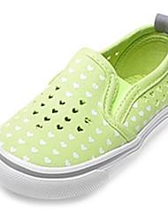Sneakers de diseño ( Verde/Rosado/Rojo ) - Comfort - Lienzo