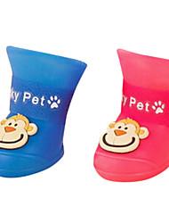 Calcetines y Botas para Perros Invierno Material Mixto