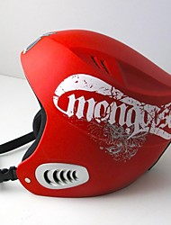 automne / hiver EPSS rouge ski / snowboard casque