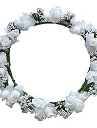 Fashion Bride Flower Garland